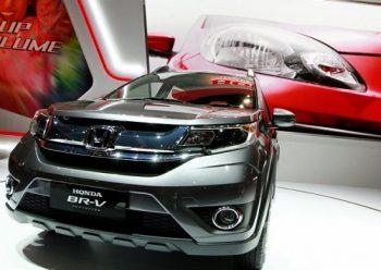 Honda BR-V sumbangkan kontribusi terbesar