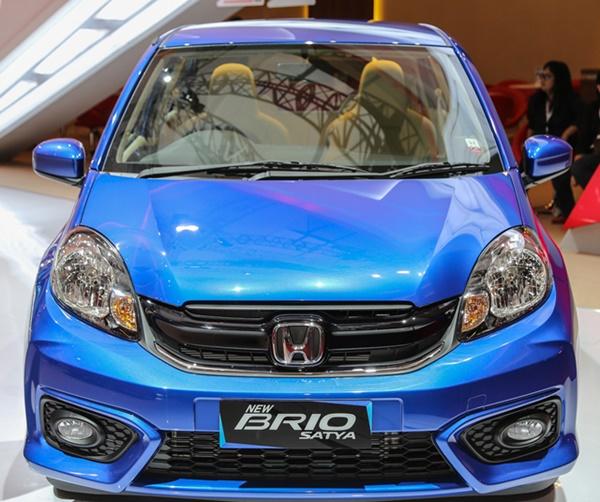 New Honda Brio Satya Masih Menjadi yang Laris Manis