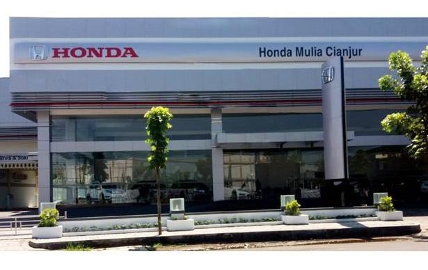 Pertama, Honda Buka Dealer Mobil Di Kota Cianjur