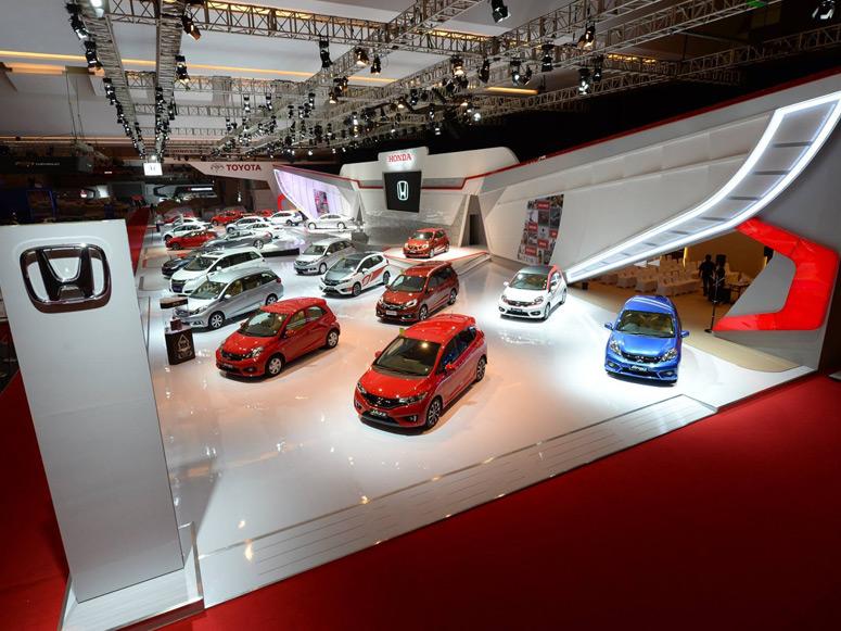 Penjualan Honda Meningkat 32% Dibandingkan Periode Yang Sama di Tahun Lalu