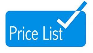 price-list-honda