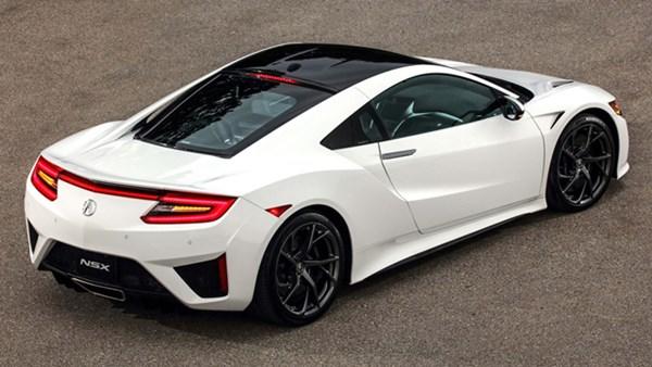 All New Honda NSX Sudah Mulai Dijual Di Jepang