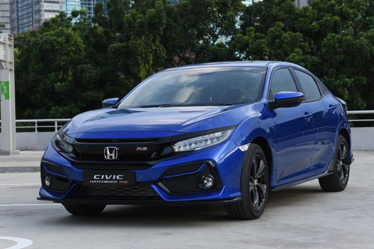 Promo Honda Civic Turbo 2021