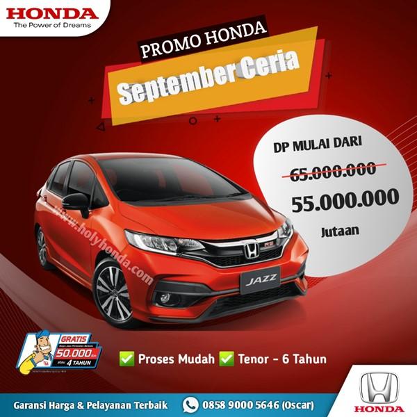 Promo Honda Jazz 2020