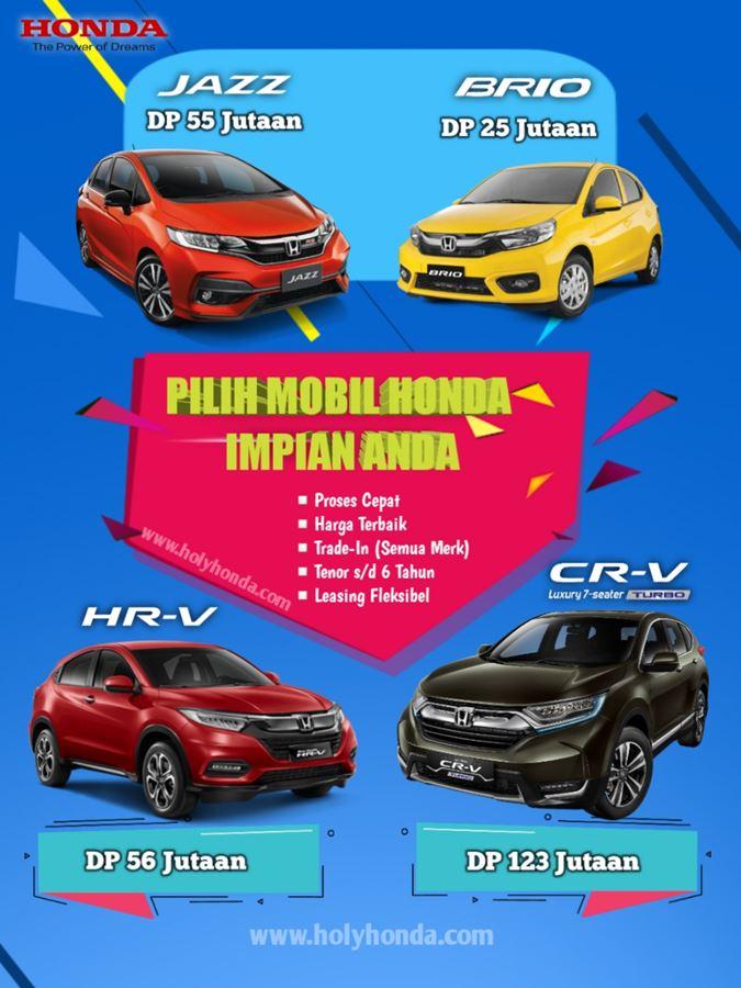 Promo Honda Jakarta 2020