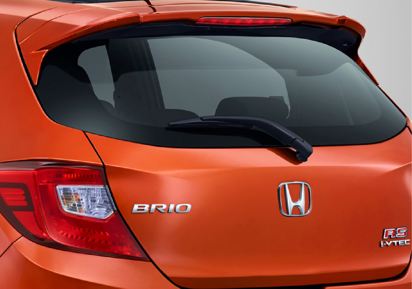 New Honda Brio 4