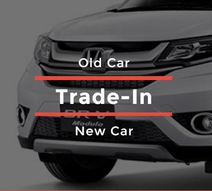 Tukar Tambah Mobil Honda (Trade-in)