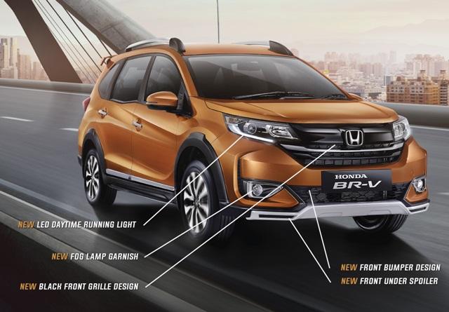 Spesifikasi Honda BRV 2020