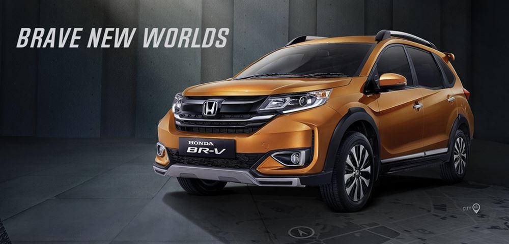 Banner Honda BR-V