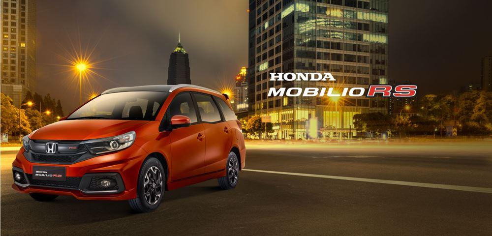 Banner Honda Mobilio