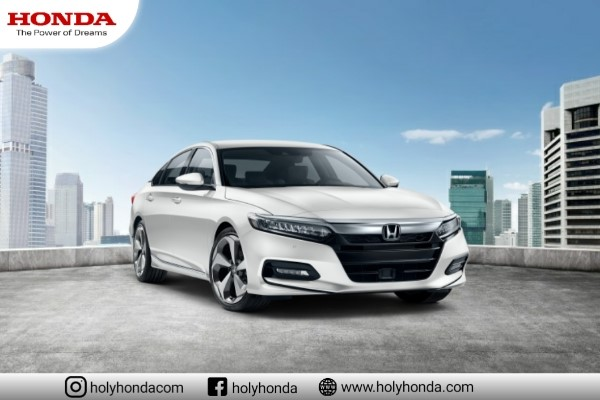 Promo Honda Accord