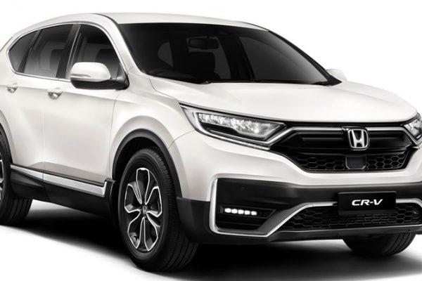 Honda-CR-V-facelift-2021
