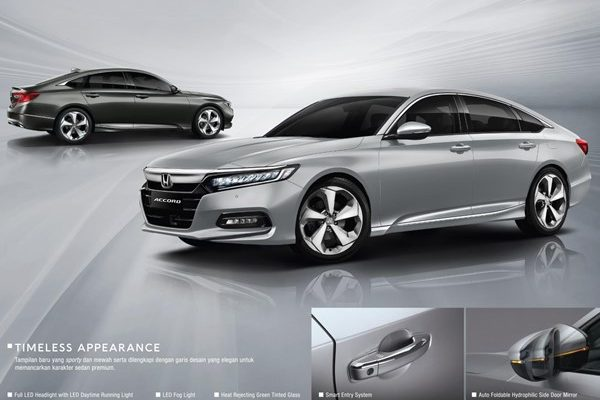 Kredit Honda Accord