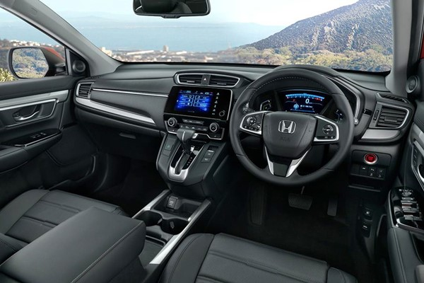 Kredit Honda CR-V