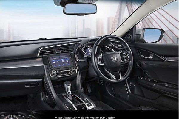 Kredit Honda Civic Turbo