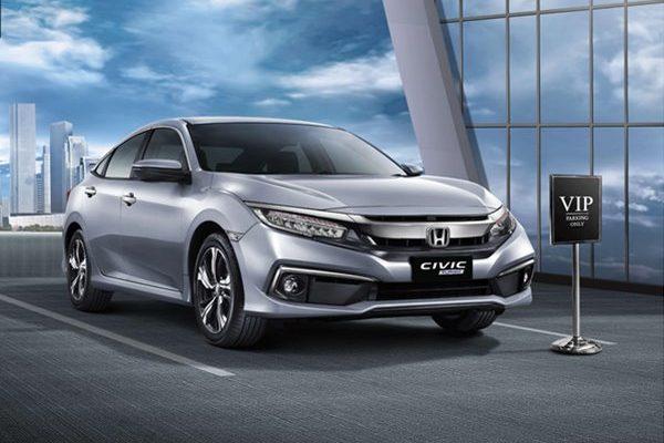Promo Honda Civic Turbo ES