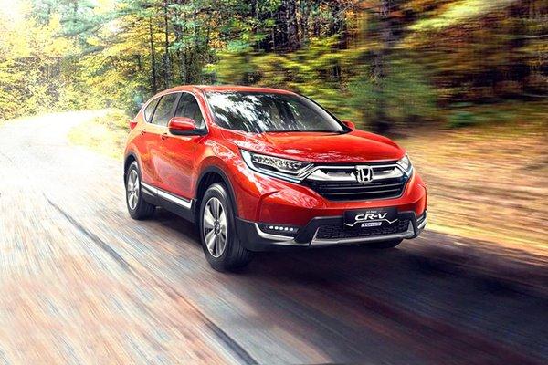 Spesifikasi Honda CR-V