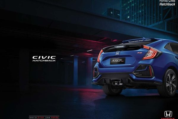 Spesifikasi Honda Civic Hatchback RS