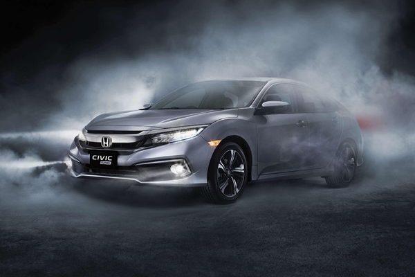 Spesifikasi Honda Civic Turbo