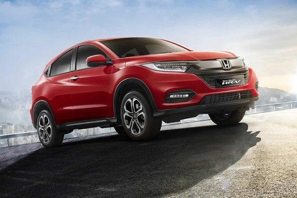 Spesifikasi Honda HR-V